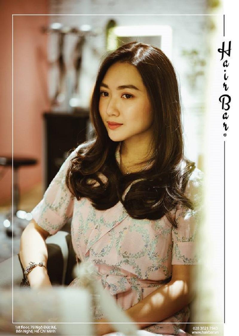 """Địa chỉ làm tóc đẹp Sài Gòn được hotgirl """"chọn mặt gửi vàng"""""""