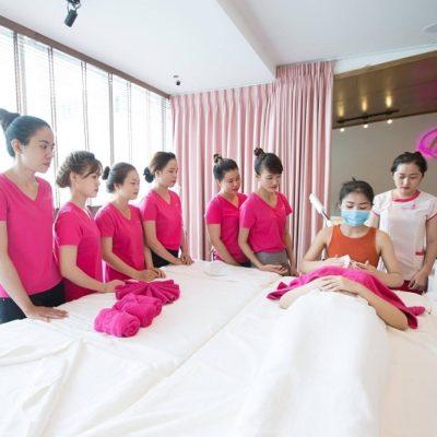 Review spa Shynh House cho U30 làm đẹp ngoại hình xinh lung linh