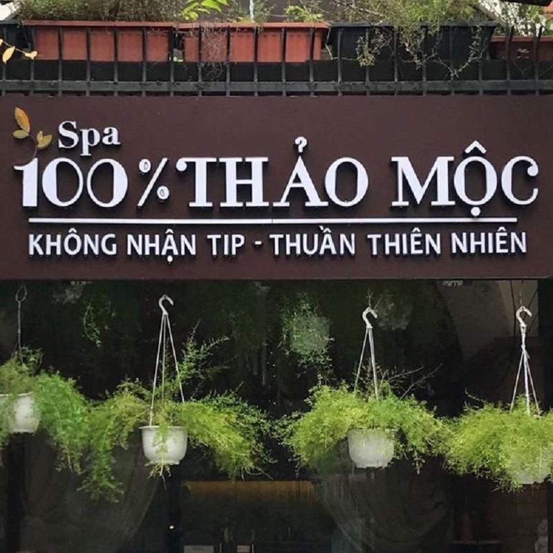 Giới thiệu về Spa 100 Thảo Mộc