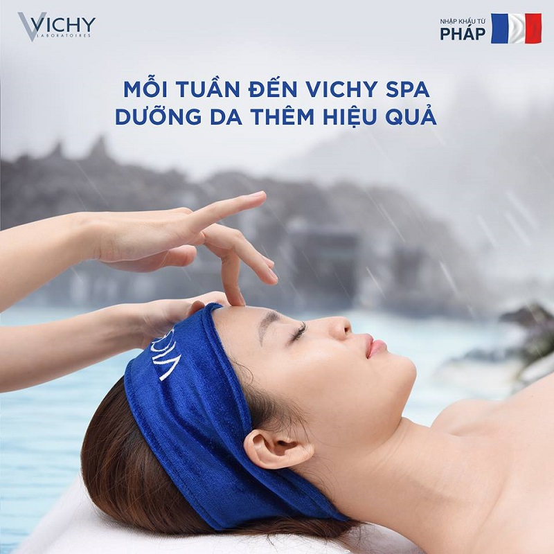 Review spa Vichy không thể chi tiết hơn dành cho phái đẹp