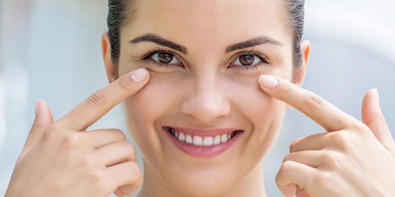 Bọng mắt có thể do nhiều nguyên nhân gây ra
