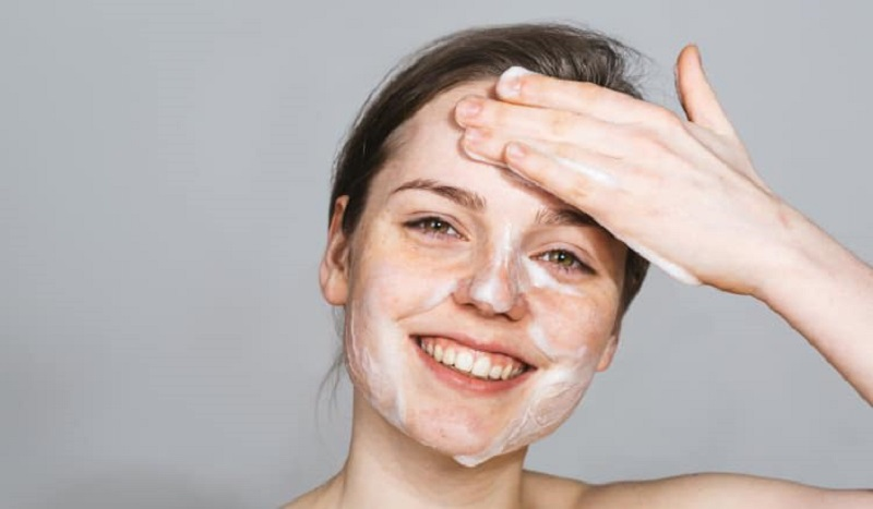 Làm sạch da sạch sẽ và đúng cách